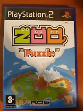ZOO PUZZLE - PLAYSTATION 2 PS2 USATO