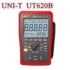 Uni T Digital Micro Ohm Meter Low Resistance Tester 1u Resolution Ohmmeter Usb