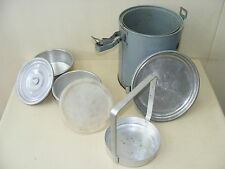 Age DDR Thermal Food tubs, Field kitchen Gulaschkanone Food tubs
