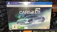 PROJECT CARS 2 COLLECTOR'S EDITION - PS4 - NUOVO