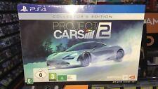 PROJET CARS 2 COLLECTOR'S EDITION - PS4 - NOUVEAU