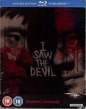 I Saw The Devil Limited Edition SteelBook Blu-ray (Region B UK Import) - New!
