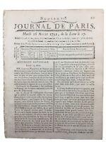 Naissance du Panthéon 1791 Sainte Geneviève Paris Robespierre Constitution
