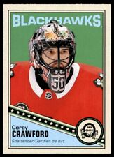 2019-20 UD OPC O-Pee-Chee Retro Base #315 Corey Crawford - Chicago Blackhawks