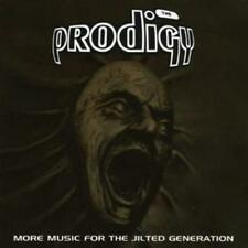 The Prodigy : More Music for the Jilted Generation CD 2 discs (2008) ***NEW***