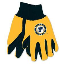 St Louis Blues Two Tone Gloves - Adult Size [NEW] NHL Work Glove Cold
