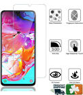 Premium Quality Tempered Glass Screen Protector For Samsung Galaxy A10/12/40/70