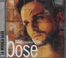 Bosè – under the sign of Cain - the music you like CD ALBUM 2004