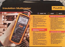 Fluke 1587 FC Insulation Multimeter  *NEW*  - MSRP 995