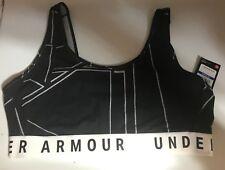 Under Armour Low Impact Sports Bra- XL (36DD/38D/38DD)