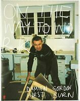 On the Way to Work by Hirst, Damien Hardback Book The Cheap Fast Free Post