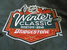 RARE Usher's BOSTON BRUINS 2010 Winter Classic FENWAY PARK (2XL) Jacket w/ Patch