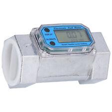 Llw50 Turbine Flow Meter Electronic Digital Fuel Liquid Water Gas Oil Flowmeter