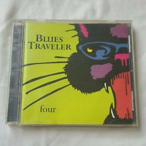 Four by Blues Traveler (CD, 1994)