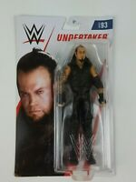 WWE Undertaker Series 93 Action Figure Mattel