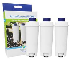 3x Compatible Water Filter for Delonghi Dlsc 002 SER3017 Espresso