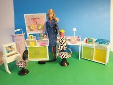 Business Career Barbie with Office Furniture and Accessories
