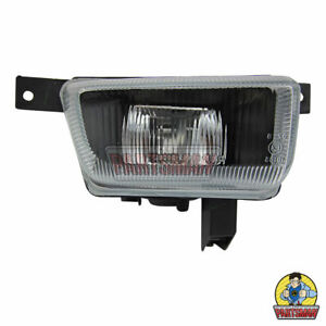 LH Fog Lamp/Light Holden Astra TS 3DR 6/01-10/06 4/5DR 02-10/06 Exc Convertible