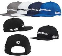 TAYLORMADE MENS TOUR FLATBILL HAT SNAPBACK ADJUSTABLE CAP NEW 2020 - PICK COLOR