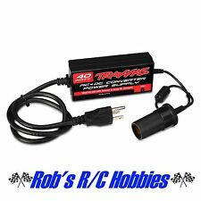 Traxxas AC to DC Wall Adapter For Use With RTR DC Charger 2 / 4 Amp TRA2976