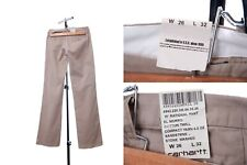 Women CARHARTT 'Rational Pant' Chino Trousers | 26W x 32L | Retro Pants Vintage