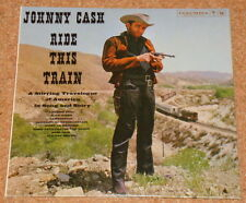 JOHNNY CASH - Ride This Train - NEW CD album - FREEPOST IN UK