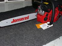 "NEW Jonsered CS 2240 Chainsaw with 18"" Bar & Chain - Warranty"
