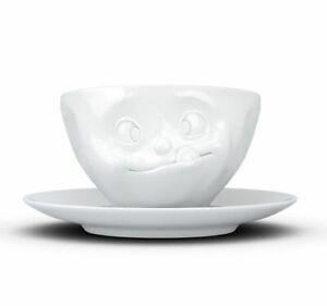 FIFTYEIGHT Kaffeetasse Lecker NEU/OVP Freche TV Gesichter Tassen Lustig 58