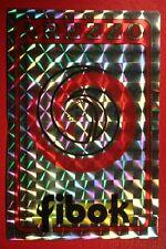 FIGURINA PANINI CALCIATORI 1985/86 1985 1986 N. 354 SCUDETTO AREZZO NEW!