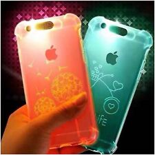 LED Light Up Incoming Call Flash Cell Phone Case