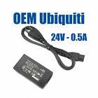 OEM Ubiquiti UBI-POE-24-5 Carrier Power over Ethernet Adapter 24V 0.5A 12W w/PC