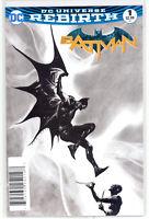Batman #1 - Dynamic Forces Exclusive Jae Lee Black & White Variant Cover - RARE!