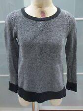 Anthropologie Field Flower Cotton Blend Sweater Size S