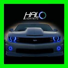2010-2013 CHEVY CAMARO NON-RS BLUE PLASMA HALO HEADLIGHT LIGHT KIT by ORACLE