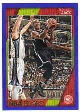 2016-17 Panini NBA Hoops Basketball Blue Parallel #89 Jarrett Jack Hawks