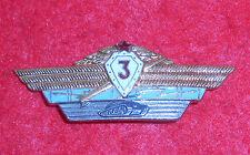 SE13 Soviet era Missile launch crewmans badge, 3rd class