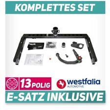 Abnehmbare Anhängerkupplung RENAULT Kangoo 12 Typ KW Westfalia NEU EBA EC 94//20
