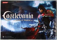 Plaque murale ou porte aluminium - Env 15x20 - Castlevania Lords of Shadow