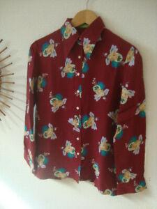 chemise vintage CACHAREL T 36-38