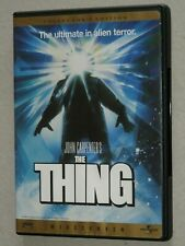 The Thing - John Carpenter - DVD - Collectors Edition - Region 1