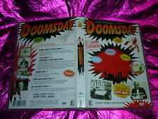 DOOMSDAY DVD PAL REGION 4 E RATED