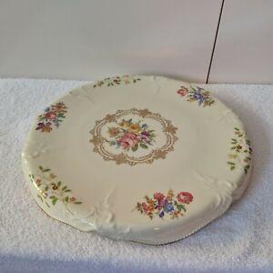 Rosenthal Selb Sanssouci elfenbein, Kuchen-/Tortenplatte