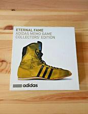 Adidas Memory Memorie Spiel Memo Game Eternal Fame Sammlerstück Sneaker Vintage