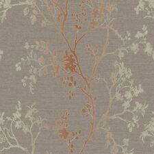 Metales preciosos orabella Wallpaper-cobre-función pared-Arthouse 673400