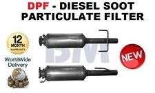 FOR FIAT DOBLO 1.3 D MULTIJET 2005-->  NEW DPF DIESEL SOOT PARTICULATE FILTER