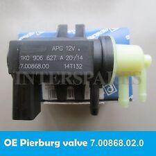 Potenciador presión válvula de solenoide N75 TDI Audi A3 A4 A6 VW Golf MK4 MK5