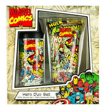 Marvel Comics Shower Gel & Deodorant Body Spray Fragrance 150ml/Gr8 Gift