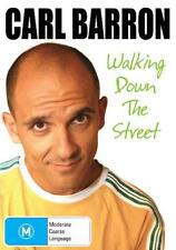 Carl Barron WALKING DOWN THE STREET : NEW DVD