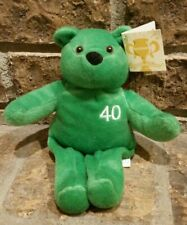 Nutrisystem Beanie Baby Bears Nutri System 40 pound Weight Loss New w/Tags