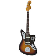 New Fender Made in Japan Traditional 60s Jaguar 3-Color Sunburst Electric Guitar